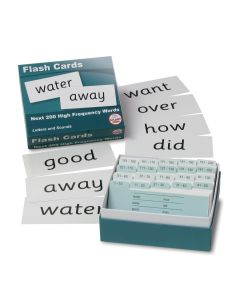 First 300 High Frequency Words Flash Cards