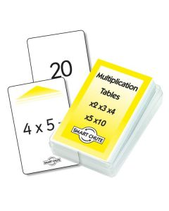 Multiplication x2 x5 x10 Chute Cards