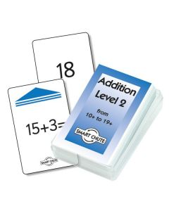 Addition Facts Chute Cards Level 2