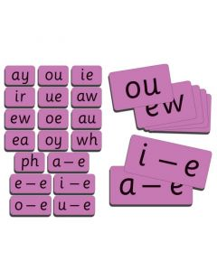 TEACHER'S SYNTHETIC PHONIC CARDS, PHASE 5