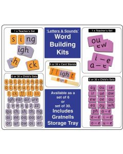 Word Building Kit - Group