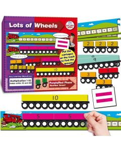 Lots of Wheels (to 20)