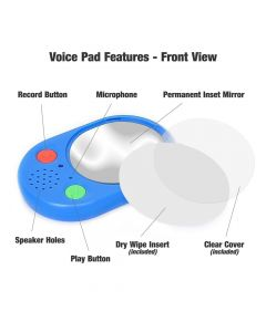 Voice Pad Talking Photo Frames - Pack of 5