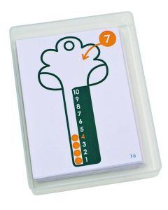 PARTITIONING TREE CARD SET