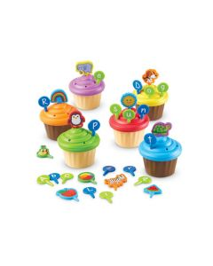 ABC Party Cupcake Toppers™