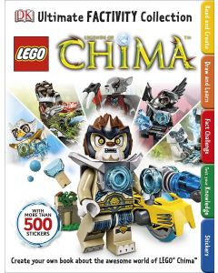 Ultimate Factivity Collection - LEGO Legends of Chima
