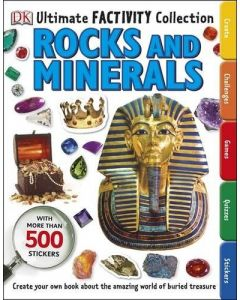 Ultimate Factivity Collection - Rocks and Minerals