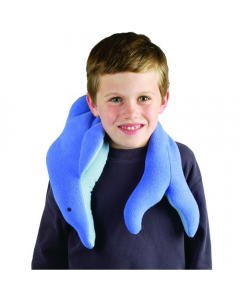 Weighted Dolphin Wrap