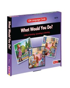 What Would You Do? (Language Cards)