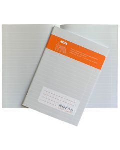 Whitelines A5 Exercise Book (9mm Lined)