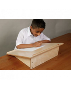 Wooden Writing Slope (Handwriting Desk)