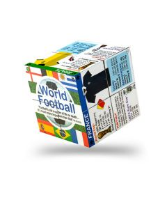 World Football Top Teams and Statistics Cubebook