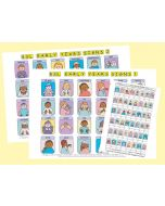 Let's Sign BSL Early Years & Baby Signs A3 Posters (Set of 2)