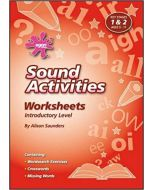 Sound Activities - Worksheets Introductory Level